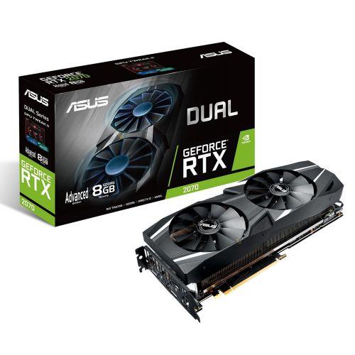 Asus RTX 2070 Dual Advanced 8GB DDR6