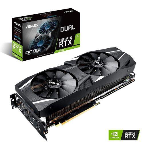 ASUS DUAL GEFORCE RTX 2080 8GB DDR6
