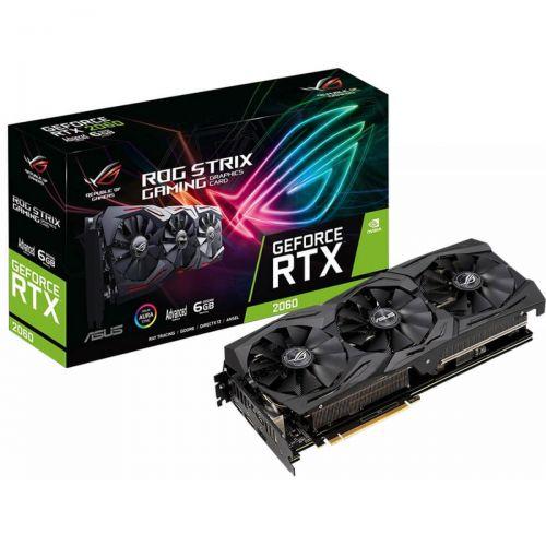 Asus ROG Strix RTX 2060 6GB Advanced DDR6