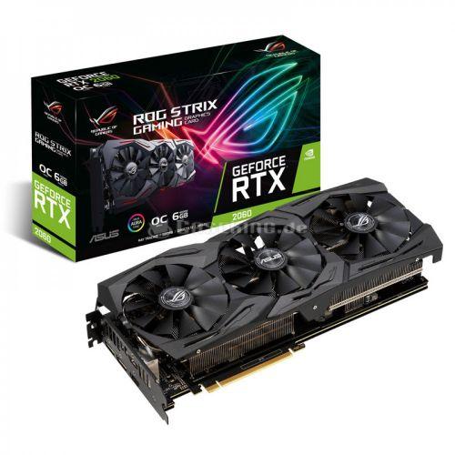 Asus Geforce ROG Strix RTX 2060 6GB DDR6