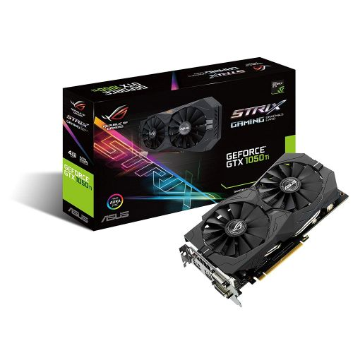 Asus Geforce Strix GTX 1050Ti 4GB DDR5