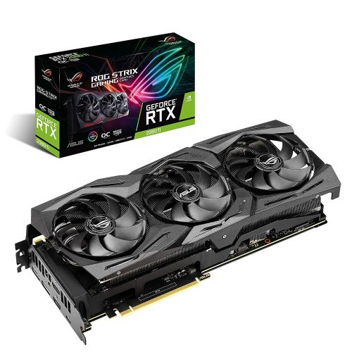 Asus Strix RTX 2080Ti OC 11GB DDR6