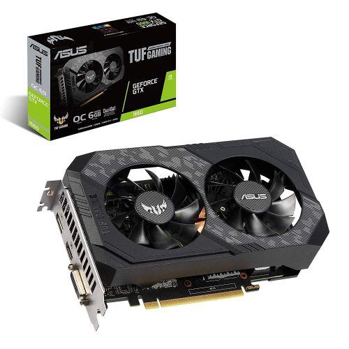 Asus Geforce TUF GTX 1660 OC 6GB DDR5