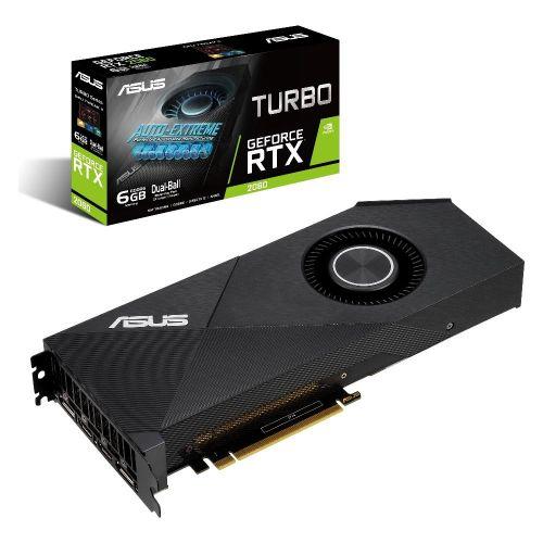 Asus Turbo Geforce RTX 2060 6GB DDR6