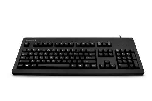Cherry 105 KEY Keyboard Click Tactile USB PS2