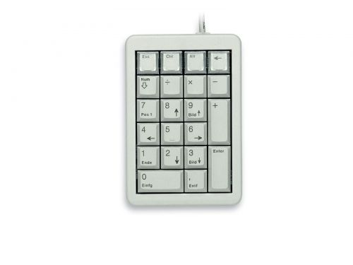Cherry PS2 Wired Number Pad English Layout