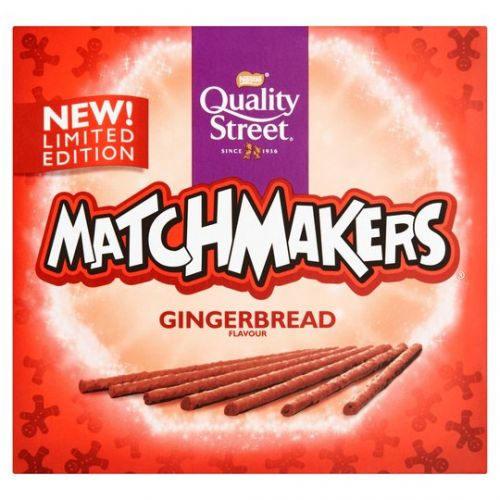 Quality Street Gingerbread Matchmakers 120g