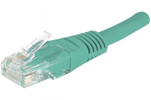 EXC 20m Patch Cable RJ45 UUTP cat.6 Green