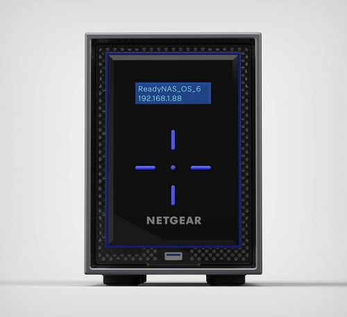 Netgear 8TB ReadyNAS 422 2GB RAM 2 Bay NAS