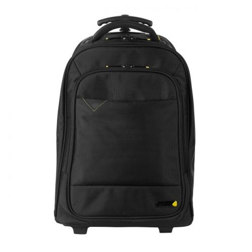 Tech Air 15.6inch Black Roller Backpack