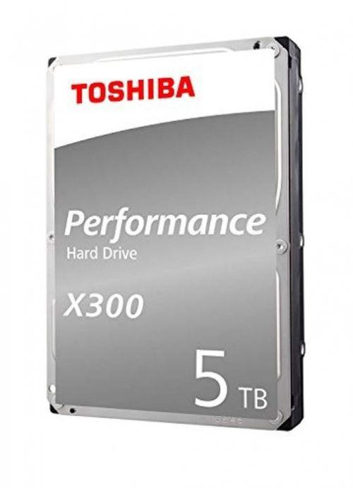 5TB Toshiba X300 5TB 3.5in SATA Int HDD