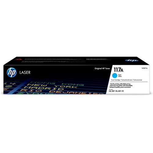 HP W2071A 117A Cyan Toner 700K