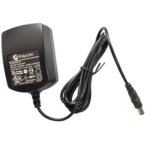 Polycom VVX Power Supply 5 Pack 12v 0.5a UK