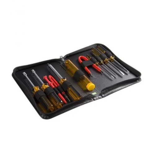 Startech 11 Piece PC Computer Tool Kit with Case