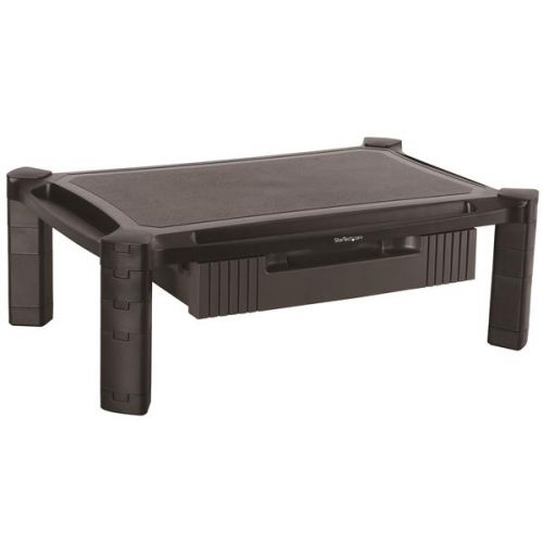 Startech Monitor Riser Stand with Drawer 19.7in