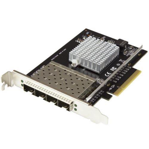 Startech 4 Port SFP Server Network Card XL710