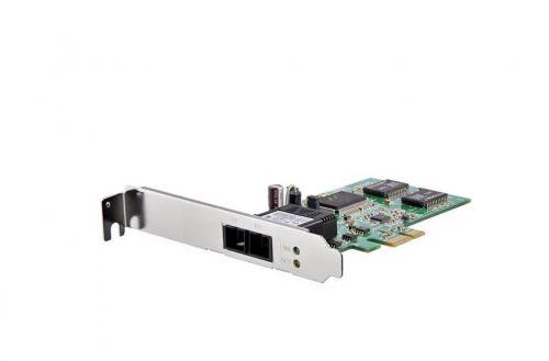 Startech PCIe Gigabit SC Fibre Network Card