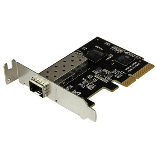Startech PCIe x4 10GB Fibre Network Card SFP NIC