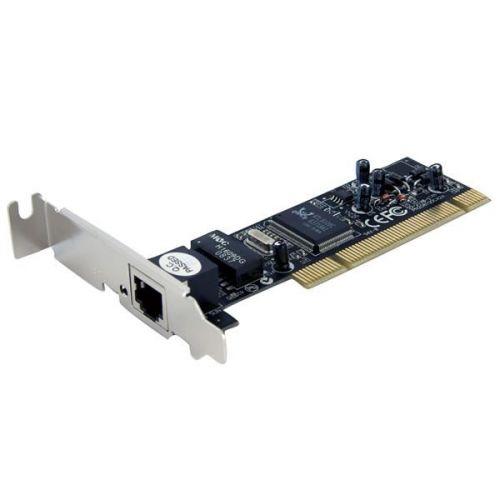 Startech LP PCI 10 100 Network Adapter Card