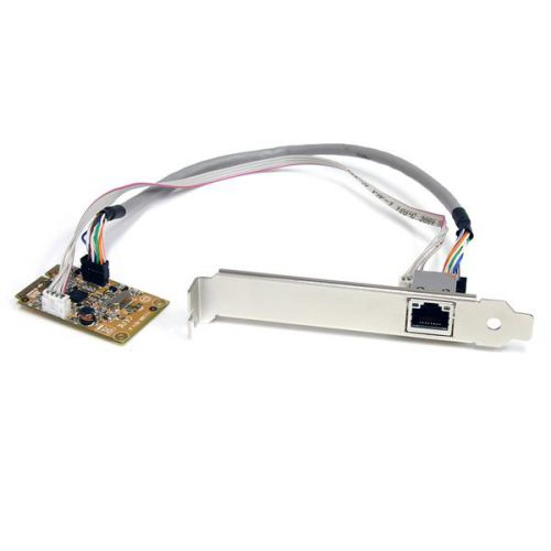 Startech Mini PCIe Gbit Ethernet Network NIC Card