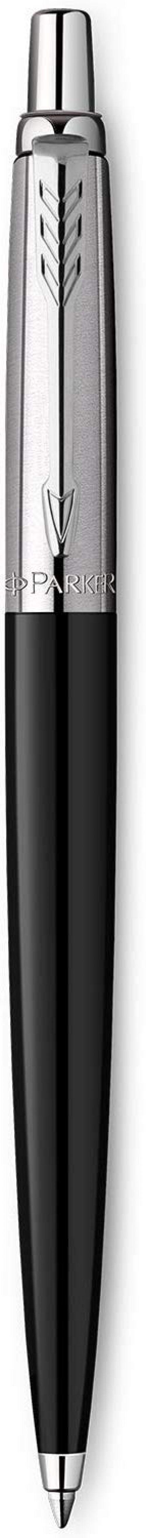 Parker Jotter Original Ball Point Pen Black Medium Blue Ink 2096873