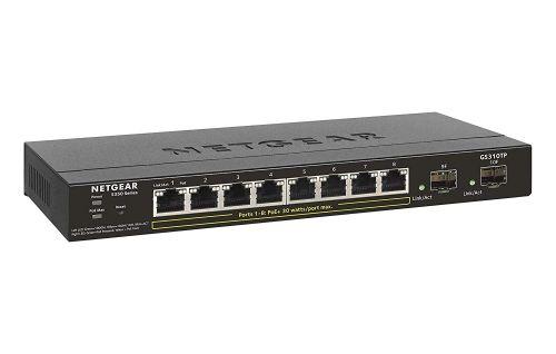 S350 8 Port L2 PoE Smart Desktop Switch