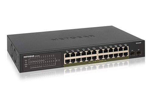 S324TP 24 Port Gbit PoE Switch Inc 2xSFP