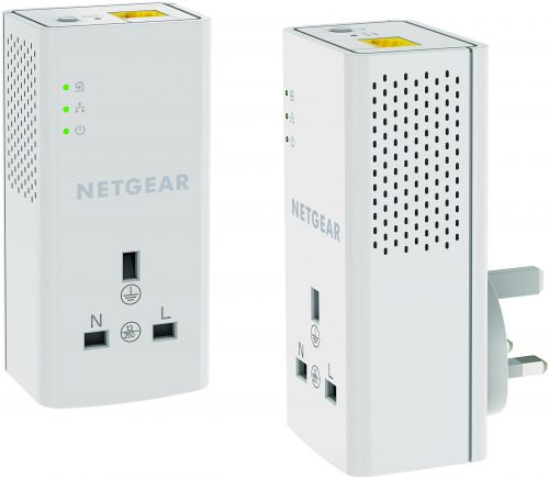 Powerline PL1000 and Extra Outlet Bridge