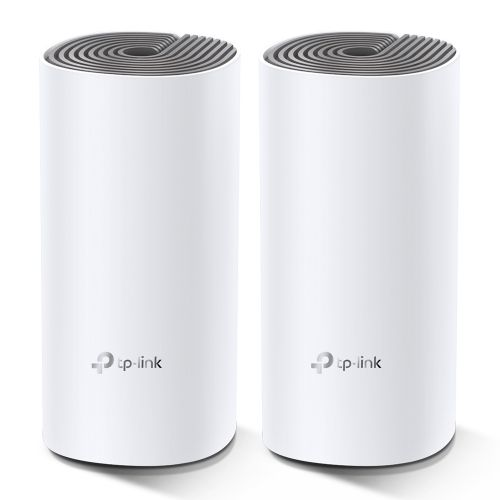 Deco E4 AC1200 Mesh WiFi System 2 Pack
