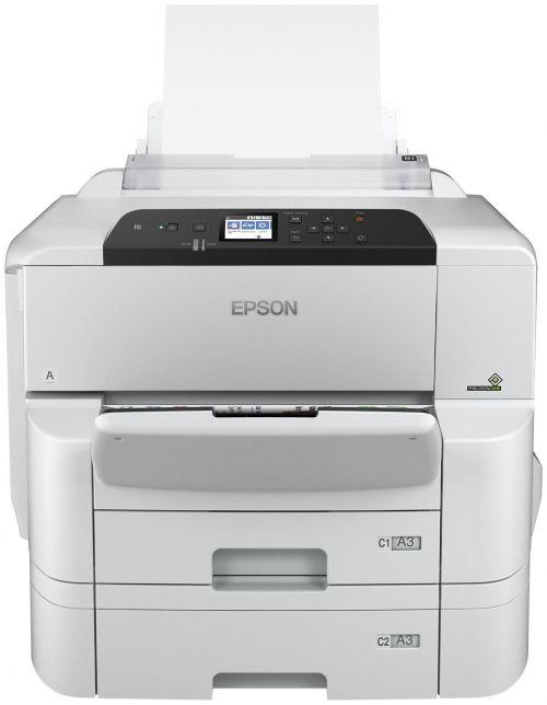 WF C8190DTW Pro A3 Colour Inkjet Printer