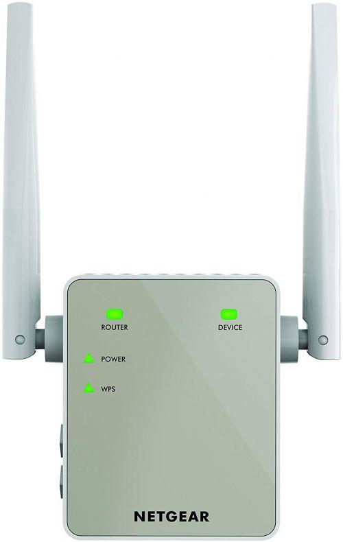 EX612 WiFi Dual Band Range Extender