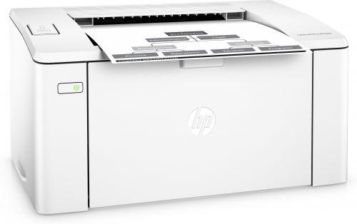 LaserJet Pro M102a Printer