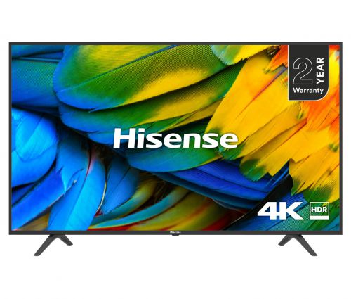 Hisense 55in 4K UHD Smart LED TV