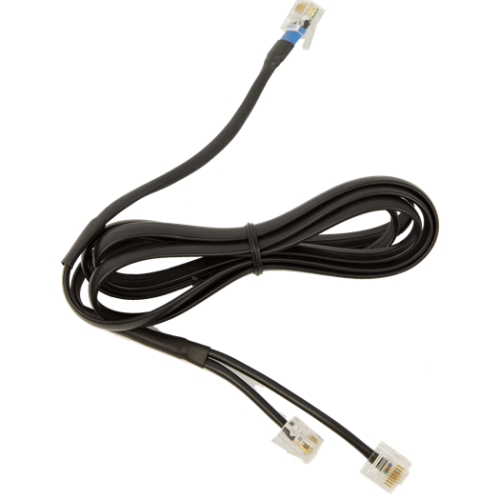 Jabra DHSG Adapter Cable Black