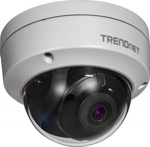 Indoor Outdoor 5MP IR PoE Dome Camera