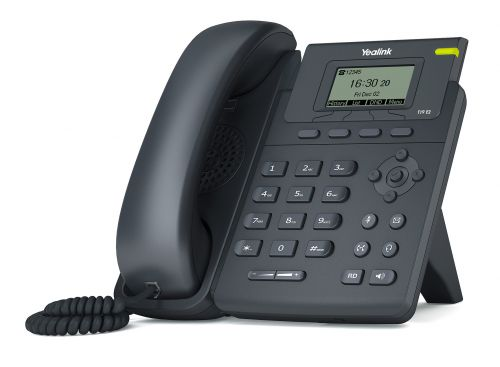 Yealink T19E2 Entry Level IP Phone PoE