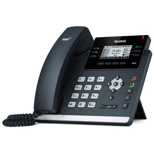 Yealink SIP T42S 12 Line Wired Phone