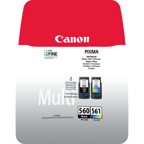 CANON 3713C006 PG560 CL561 MULTIPACK