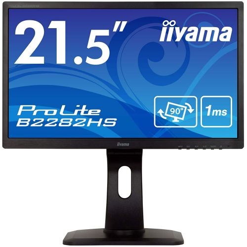 21.5in LED Monitor Full HD HDMI DVI VGA