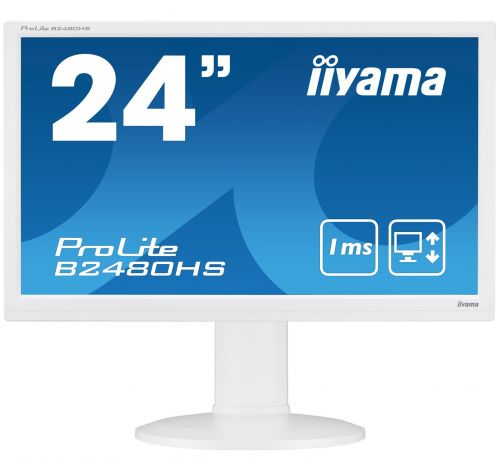 23.6in HD Monitor Speakers Adjustable