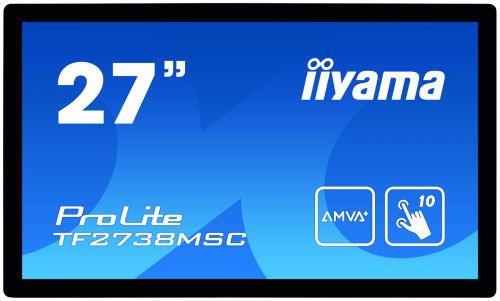 27in Touch LED Monitor HDMI USB VESA