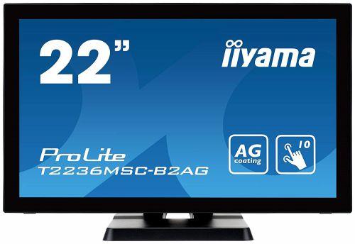 21.5in Touch Monitor HDMI VGA DVI VESA