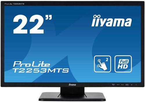 21.5in Monitor HD Speakers VGA DVI HDMI