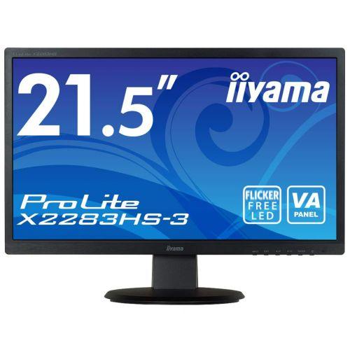 21.5in Monitor Full HD Speakers VGA HDMI