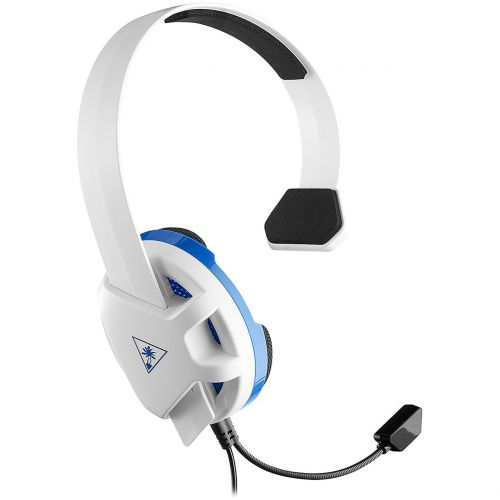 Recon Chat PS4 White and Blue Headset