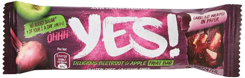 Yes Beetroot and Apple Bar 24x32g (Paper)