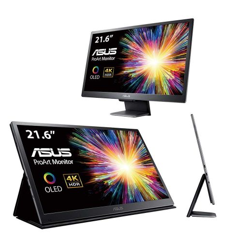 PQ22UC 21.6in OLED 4K UHD USBC Monitor