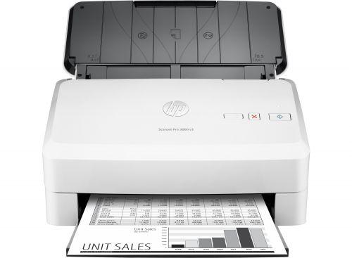HP SCANJET PRO 3000 SHEETFED SCANNER