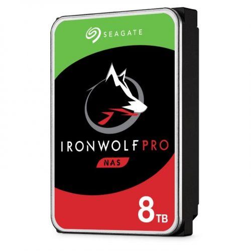 8TB Seagate IronWolf Pro SATA Int HDD
