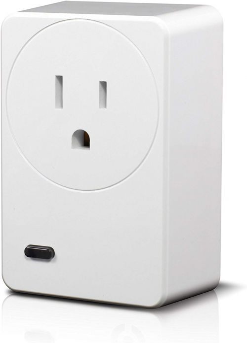 SwannOne Smart Plug UK White